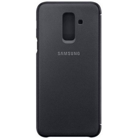 """Samsung Custodia smartphone fino 6 """" - Ef-wa605cbegww Nero"""