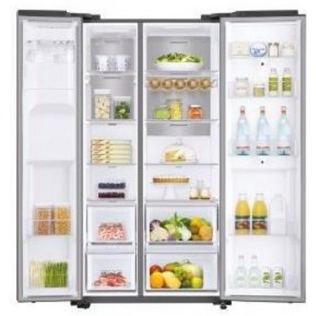 Samsung Frigo side by side no frost-ventilato - Rs68n8242sl