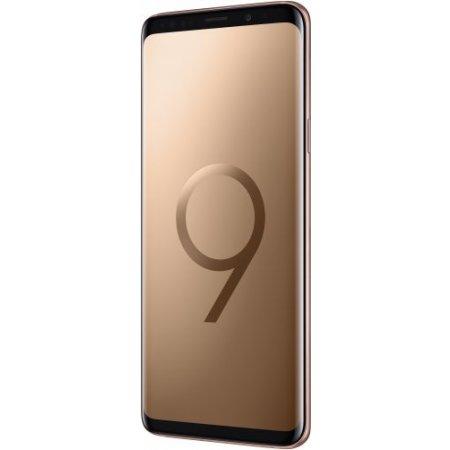 Samsung Smartphone 256 gb ram 6 gb quadband - Galaxy S9 Plus 256gb Sm-g965 Oro