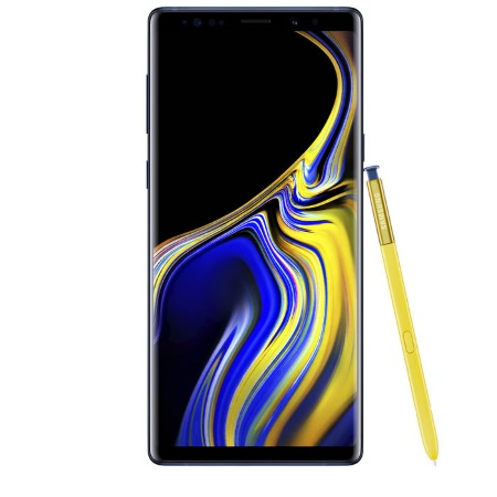 Samsung Quadriband - 3G - 4G-LTE - Wi-Fi - Galaxy Note 9 512gb Sm-n960fzb Blu