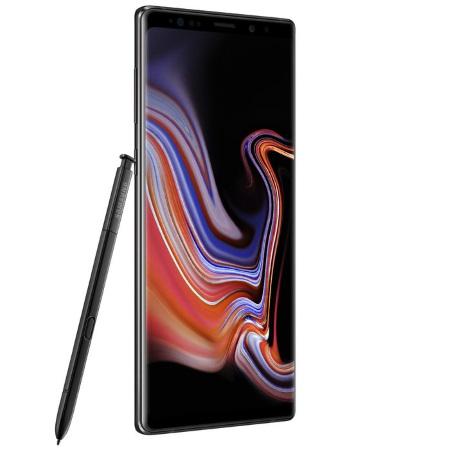Samsung Quadriband - 3G - 4G-LTE - Wi-Fi - Galaxy Note 9 128gb Sm-n960fzk Nero