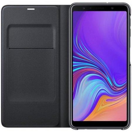 """Samsung Custodia smartphone fino 6 """" - Ef-wa750pbegww Nero"""