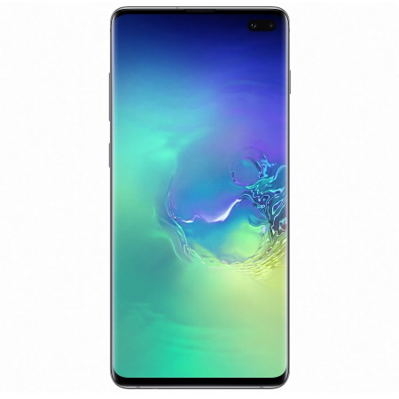 Samsung - Galaxy S10 Plus 128 GB SM-G975F Green