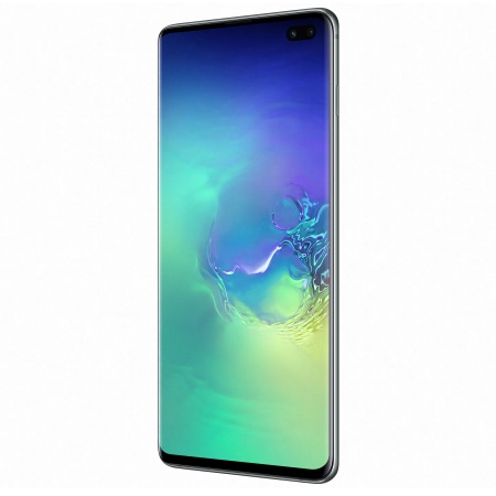 Samsung 4G/LTE Cat. 20 2000/150Mbps - Galaxy S10 Plus 128 GB SM-G975F Green