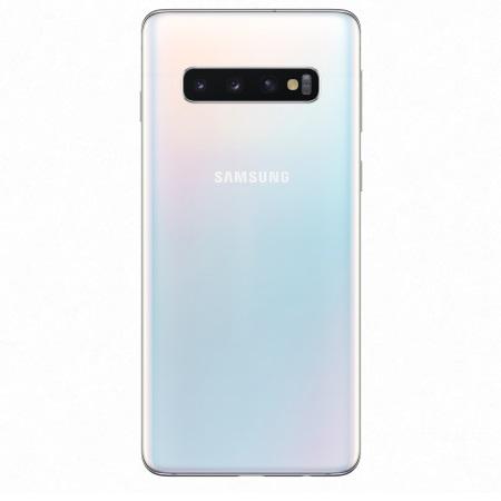 Samsung 4G/LTE Cat.20 2000/150Mbps - Galaxy S10 512 GB SM-G973F White
