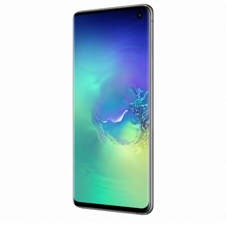 Samsung 4G/LTE Cat.20 2000/150Mbps - Galaxy S10 512 GB SM-G973F Green