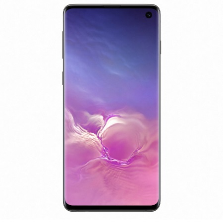 Samsung - Galaxy S10 128 GB SM-G973F Black