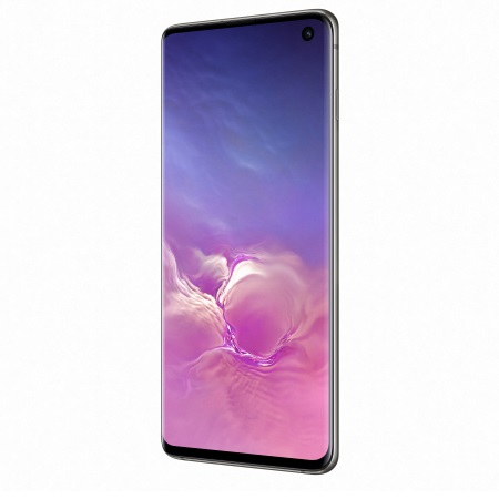 Samsung 4G/LTE Cat.20 2000/150Mbps - Galaxy S10 512 GB SM-G973F Black