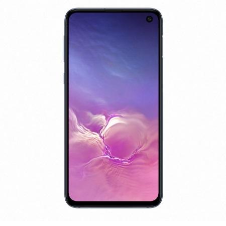 Samsung - Galaxy S10e 128 GB SM-G970F Black