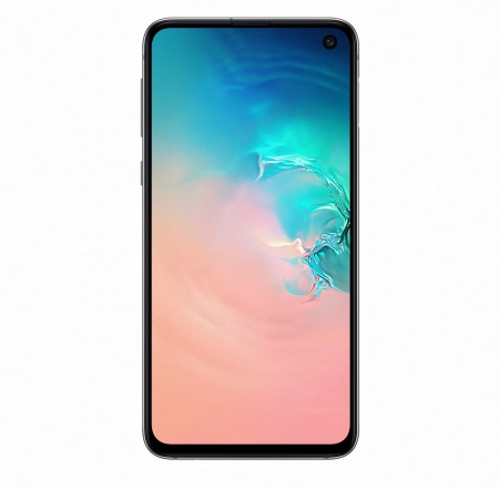 Samsung - Galaxy S10e 128 GB SM-G970F White