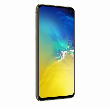 Samsung 4G/LTE Cat. 20 2000/150 Mbps - Galaxy S10e 128 GB SM-G970F Yellow