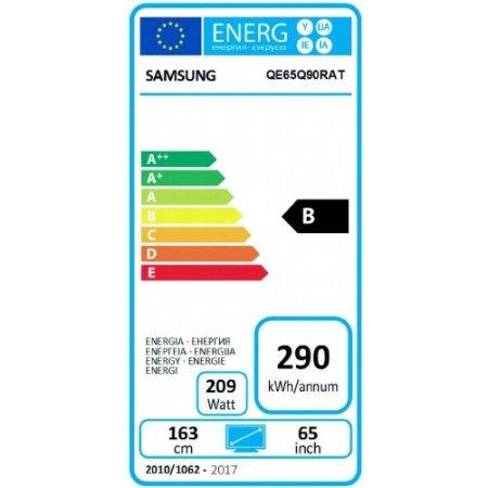 "Samsung Tv led 65"" ultra hd 4k hdr - Qe65q90ratxzt"