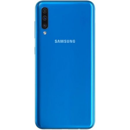 Samsung Galaxy A50 Blue Promo Si Smartphone 128 gb ram 4 gb. tim quadband - Tim
