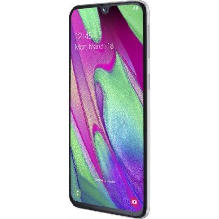 Samsung Smartphone 64 gb ram 4 gb quadband - Galaxy A40 Sm-a405 Bianco