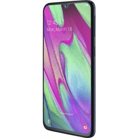 Samsung Smartphone 64 gb ram 4 gb quadband Tim - Galaxy A40 Sm-a405 Nero Tim