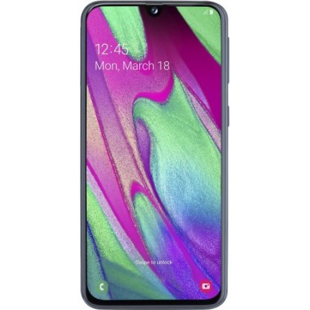 Samsung Smartphone 64 gb ram 4 gb quadband - Galaxy A40 Sm-a405 Nero