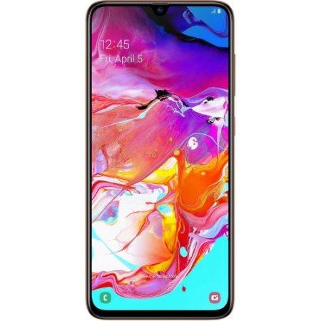 Samsung Smartphone 128 gb ram 6 gb. quadband - Galaxy A70 Sm-a705 Corallo