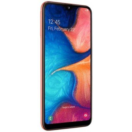 Samsung Smartphone 32 gb ram 3 gb. quadband Tim - Galaxy A20e Sm-a202 Corallo Tim
