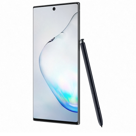 Samsung 4G/LTE Cat. 20 2000/150 Mbps - Galaxy Note 10 SM-N970 256GB Aura Black