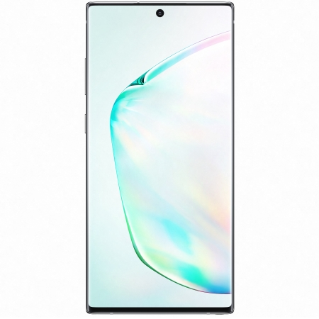Samsung - Galaxy Note 10 + SM-N975 256GB Aura Glow