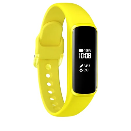 Samsung Activity tracker - Galaxy Fit E Sm-r375nz Giallo