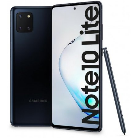 Samsung - Galaxy Note10 Lite Sm-n770 Aura Black