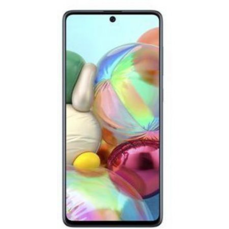 Samsung Smartphone 128 gb ram 6 gb. quadband - Galaxy A71 Sm-a715 Nero