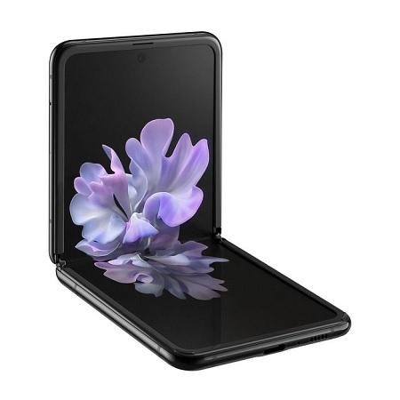 "Samsung Dimensioni schermo: 17 cm (6.7"") - Galaxy Flip Mirror Black"