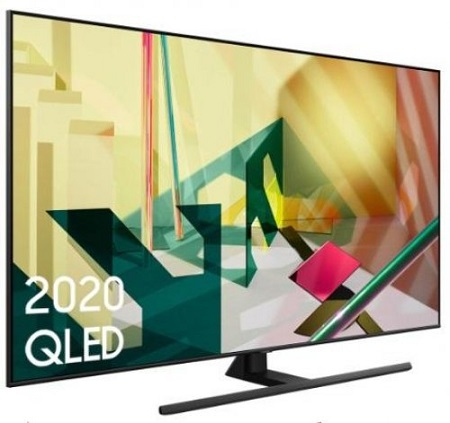 Samsung Diagonale : 55 '' - Qe55q70tatxzt