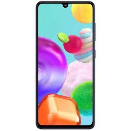 Samsung Smartphone 64 gb ram 4 gb. quadband - Galaxy A41 Sm-a415 Blu