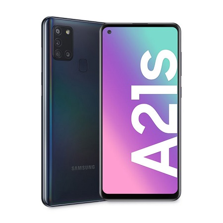 Samsung - Galaxy A21s Sm-a217 Nero