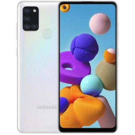 Samsung Smartphone 32 gb ram 3 gb. quadband - Galaxy A21s Sm-a217 Bianco