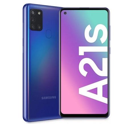 Samsung - Galaxy A21s Sm-a217 Blu
