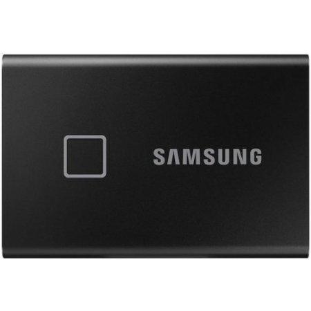 Samsung T7 Touch da 500 GB SSD Portatile Nero USB 3.2 (MU-PC500K/WW)