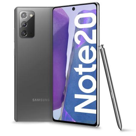 Samsung - Galaxy Note 20  Mystic Gray
