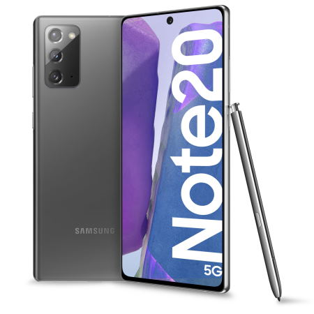 Samsung - Note 20 5G Mystic Gray