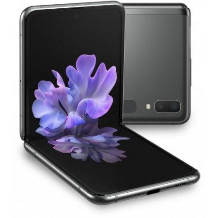 Samsung - Galaxy Z Flip 5g Sm-f707 Grigio