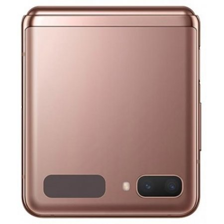 Samsung Smartphone 256 gb ram 8 gb. quadband - Galaxy Z Flip 5g Sm-f707 Bronzo