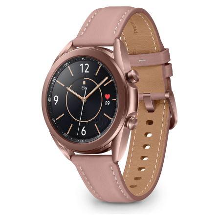 Samsung - Galaxy Watch3 41mm Bt Mystic Bronz