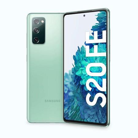 Samsung - Samsung Galaxy S20 Fe Green