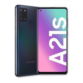 Samsung Galaxy A21S Nero