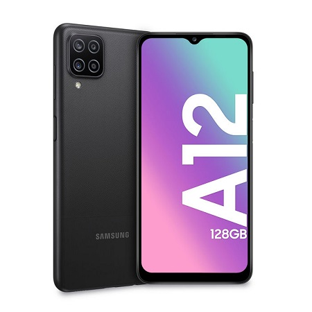 Samsung Quadri Band - 4G-LTE - Wi-Fi - NFC - A-GPS - Samsung A12 128gb Blue