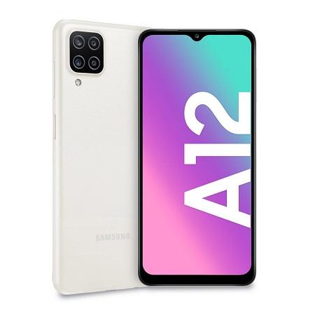 Samsung - Samsung A12 128gb White