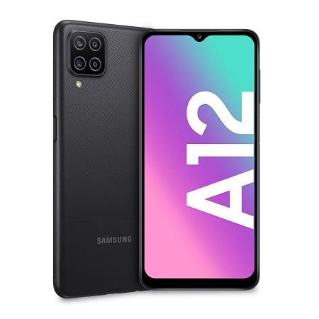 Samsung - Samsung A12 64gb Black