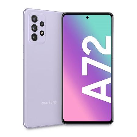 Samsung Galaxy A72 - Violet