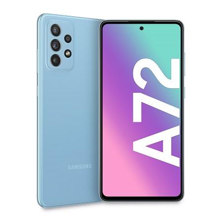 Samsung Galaxy A72 - Blue
