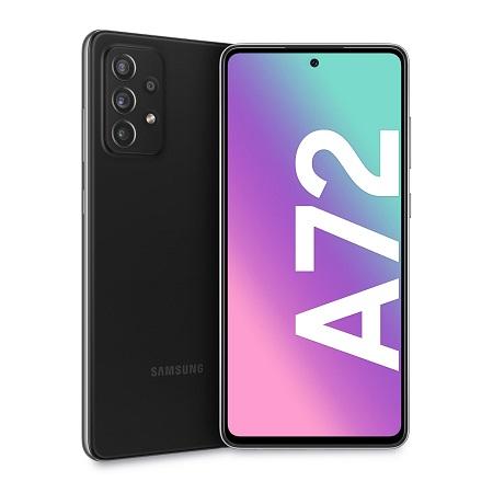 Samsung Galaxy A72 - Black