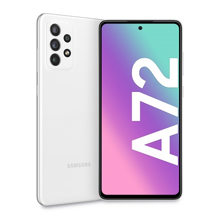 Samsung Galaxy A72 - White