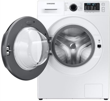 Samsung Lavatrice carica frontale 8 kg. - Ww80ta046at/et