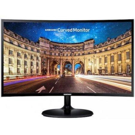 "Samsung Monitor Led 24"" Full HD Curvo Lc24f390fhrxen"